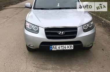 Hyundai Santa FE 2008 в Марганце