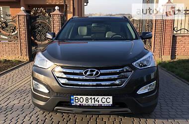 Hyundai Santa FE 2014 в Тернополе
