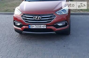 Hyundai Santa FE 2016 в Измаиле