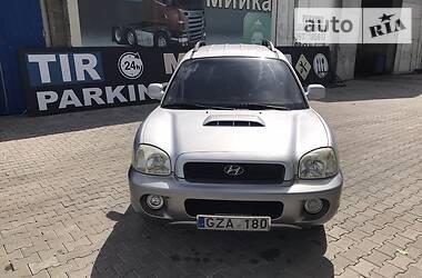 Hyundai Santa FE 2004 в Снятине