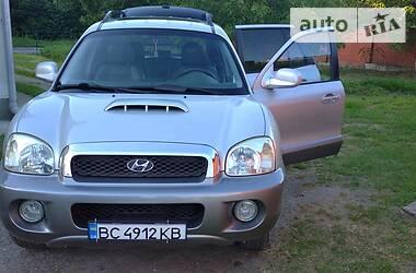 Hyundai Santa FE 2002 в Дрогобыче