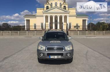 Hyundai Santa FE 2003 в Болграде