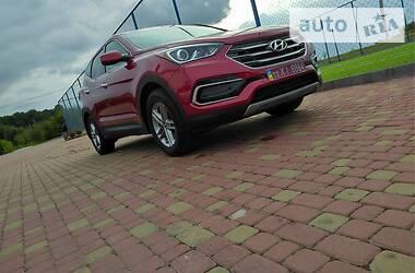 Hyundai Santa FE 2017 в Львове