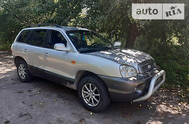 Hyundai Santa FE 2004 в Житомире