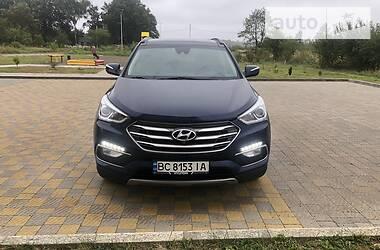 Hyundai Santa FE 2016 в Стрые