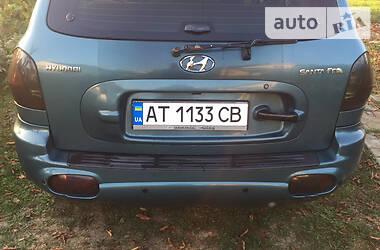 Hyundai Santa FE 2002 в Ивано-Франковске