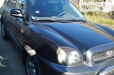 Hyundai Santa FE 2001 в Хусте