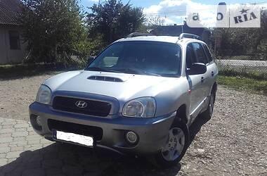 Hyundai Santa FE 2002 в Турке