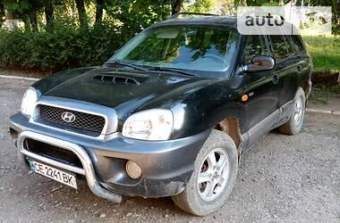 Hyundai Santa FE 2002 в Коломые