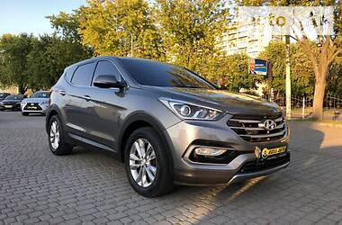 Hyundai Santa FE 2016 в Львове