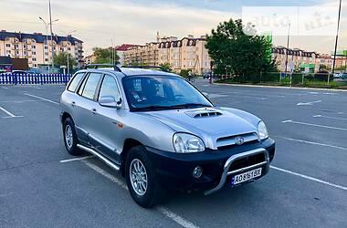 Hyundai Santa FE 2003 в Ужгороде