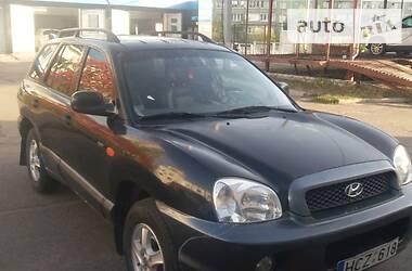 Hyundai Santa FE 2004 в Черкассах