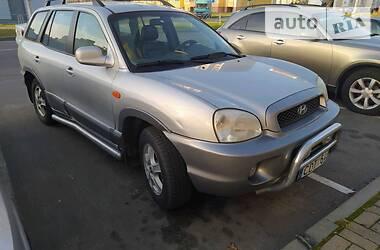 Hyundai Santa FE 2003 в Жмеринке