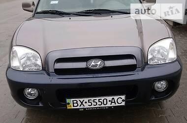 Hyundai Santa FE 2005 в Каменец-Подольском