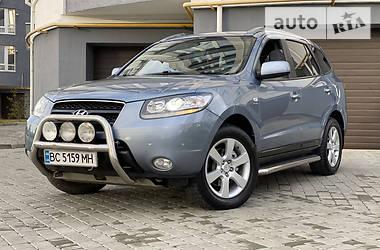 Hyundai Santa FE 2007 в Ивано-Франковске