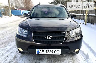Hyundai Santa FE 2008 в Новомосковську