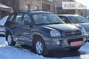 Hyundai Santa FE 2005 в Луцке