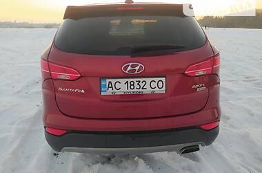 Hyundai Santa FE 2015 в Луцьку