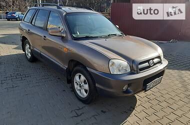 Hyundai Santa FE 2005 в Кривом Роге