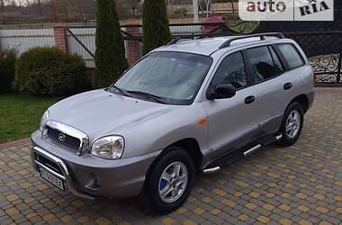 Hyundai Santa FE 2004 в Калуше
