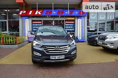 Позашляховик / Кросовер Hyundai Santa FE 2015 в Львові