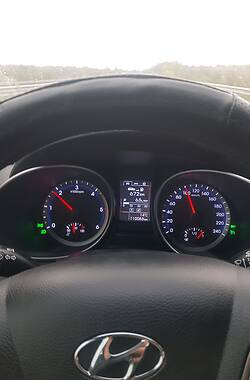 Позашляховик / Кросовер Hyundai Santa FE 2013 в Ужгороді