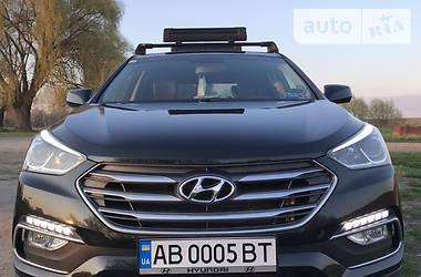 Hyundai Santa FE 2018 в Ямполе
