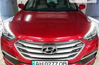 Внедорожник / Кроссовер Hyundai Santa FE 2016 в Краматорске