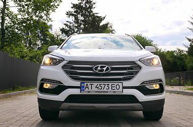 Позашляховик / Кросовер Hyundai Santa FE 2016 в Івано-Франківську