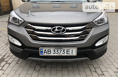 Внедорожник / Кроссовер Hyundai Santa FE 2012 в Калиновке