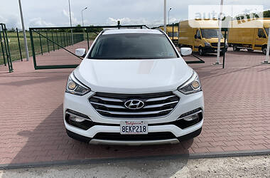 Позашляховик / Кросовер Hyundai Santa FE 2018 в Рівному