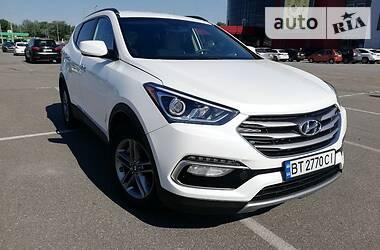 Позашляховик / Кросовер Hyundai Santa FE 2016 в Києві