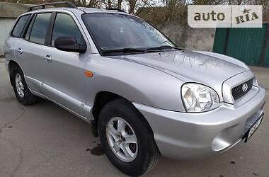 Позашляховик / Кросовер Hyundai Santa FE 2003 в Вінниці