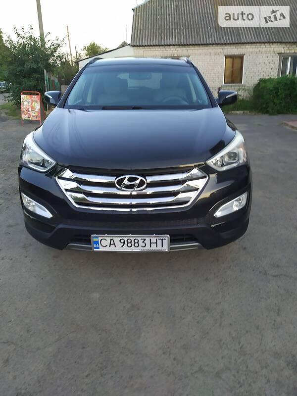 Позашляховик / Кросовер Hyundai Santa FE 2012 в Черкасах