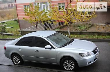 Hyundai Sonata 2007 в Львове