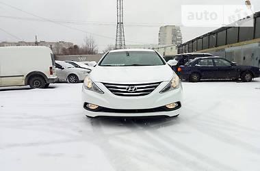 Hyundai Sonata Sport edition 2014