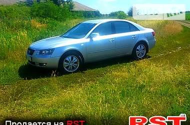 Hyundai Sonata 2005 в Луганске