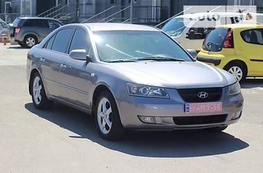 Hyundai Sonata 2006 в Запорожье