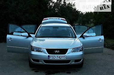 Hyundai Sonata 2007 в Виннице