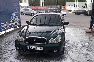 Hyundai Sonata 2003 в Голованевске
