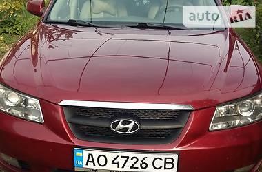 Hyundai Sonata 2008 в Виноградове