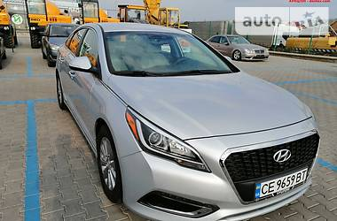 Hyundai Sonata 2017 в Черновцах