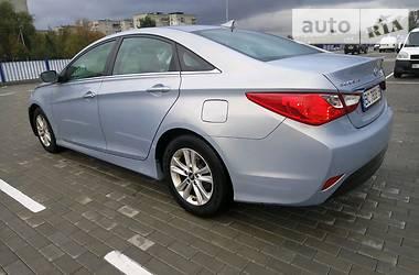 Hyundai Sonata 2014 в Дрогобыче