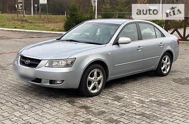 Hyundai Sonata 2009 в Львове