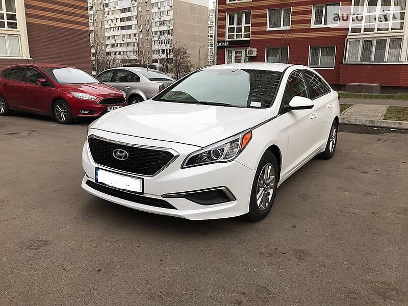 Седан Hyundai Sonata 2017 в Василькові
