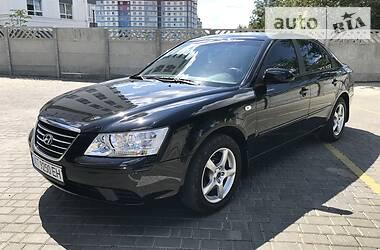 Hyundai Sonata 2009 в Ивано-Франковске