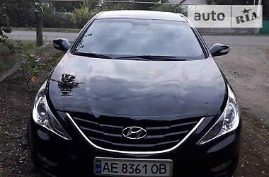 Hyundai Sonata 2010 в Новомосковске