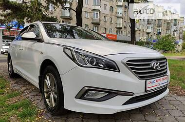 Hyundai Sonata 2016 в Києві