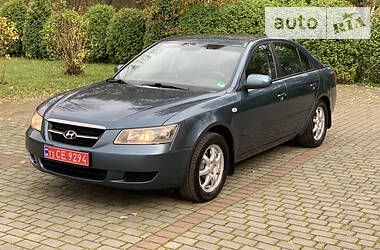Hyundai Sonata 2006 в Самборе