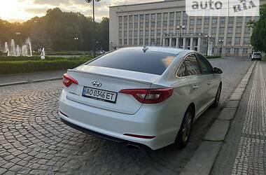 Седан Hyundai Sonata 2016 в Ужгороде